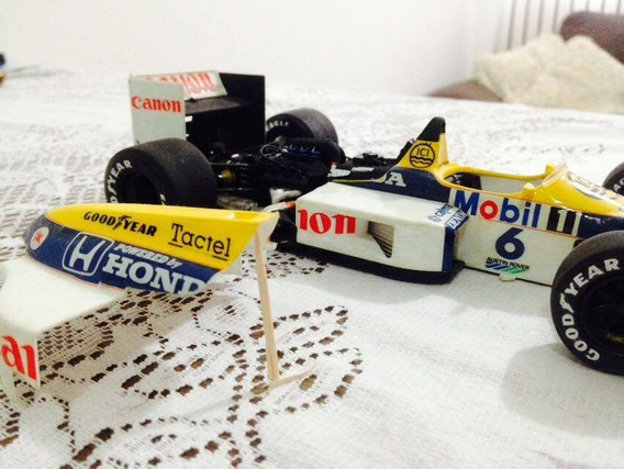 Williams Fw 11 1986 Nelson Piquet 1:20