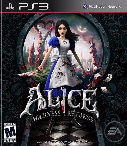 Imagen 1 de 1 de Ps3 Digital Alice Madness Returns Ultimate Ed - Digital Ps3