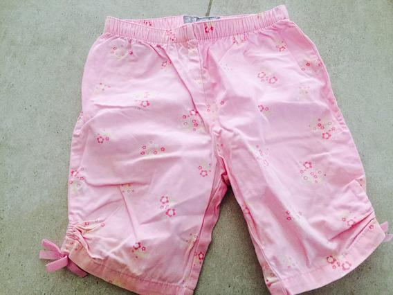 438. Pantalon Carters Niña Bebé 9 Meses Rosa Capri Original