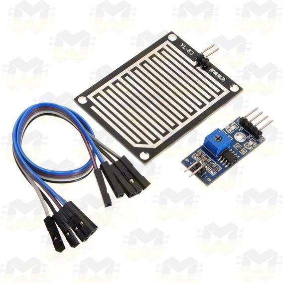 Sensor Detector De Chuva Automação Arduino Nodemcu Esp8266
