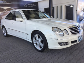 Mercedes Benz E 500 B4 2009 Blanco