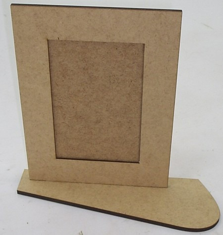 Porta Retrato 10x15 Liso Com Base - 40 Peças