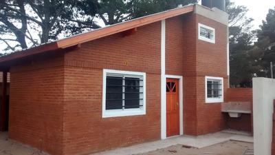 Pre-venta De Chalet En San Bernardo! Venta En Pesos!