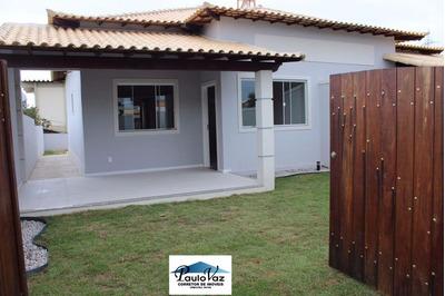 Linda Casa Nova Araruama Rj Fazendinha 2 Quartos