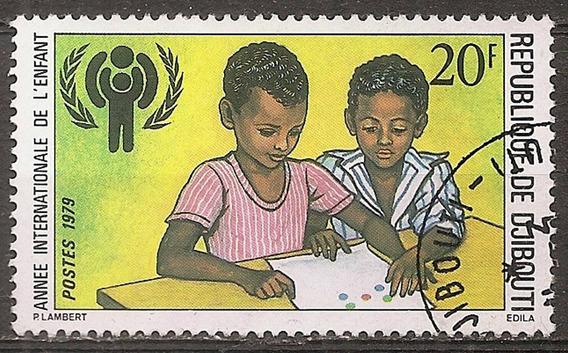 Djibouti Año 1979 Internacional Del Niño