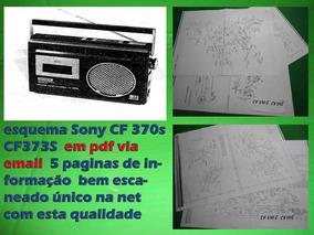 Esquema Sony Cf 373s Cf373s Cf373 Cf-373 Em Pdf Via Email