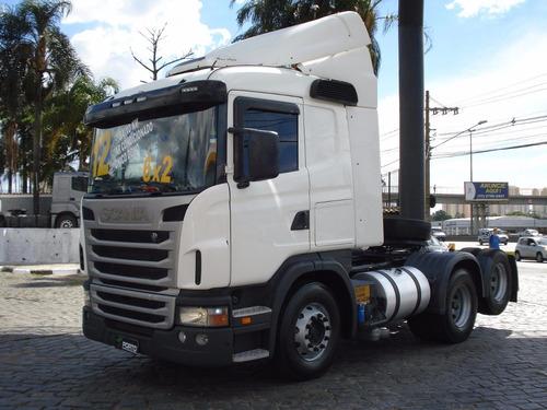 Scania G 380 6x2 2012 Motor Com 50 Mil Km Sem Arla! Ar Condi