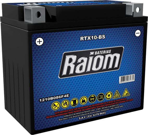 Bateria Moto Ytx12-bs Cbr 1100 Bandit 1200 Zx 1100 Cbr 1100