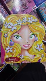 Livro Infantil Rapunzel Promoção De Natal