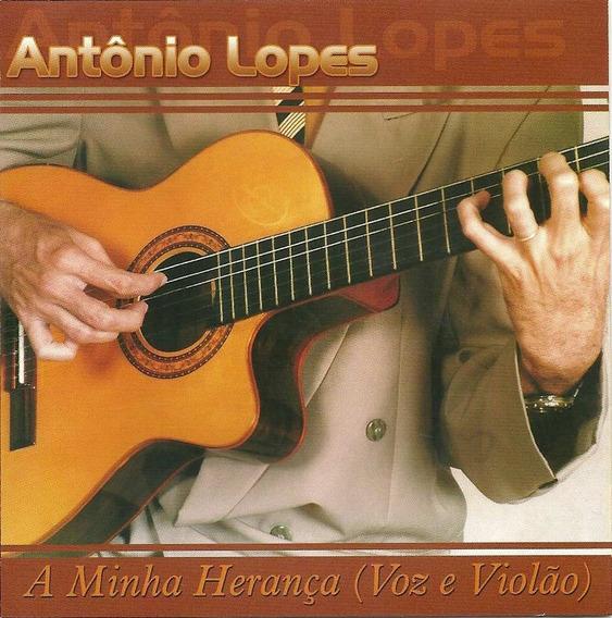 Cds De Antônio Lopes - Originais
