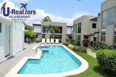 Precioso Apartamento Loft En Malibu, Nueva Gorgona - $169,50