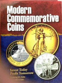 Livro Modern Commemorative Coins