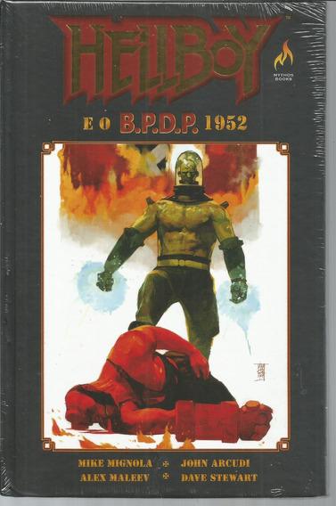 Hellboy E O Bpdp 1952 - Mythos - Bonellihq Cx28 C19