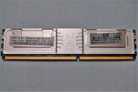 Memoria Ddr2 D 4gb Pc2-5300f 667mhz 120 Pin Para Servidores