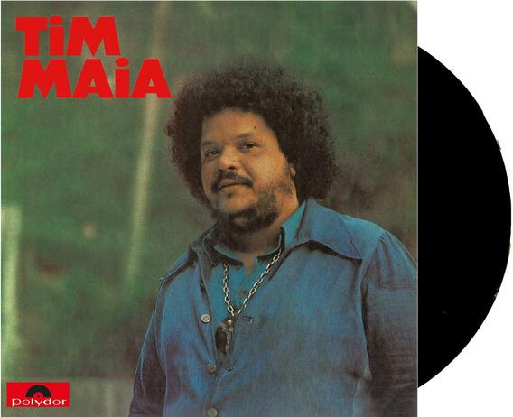 Lp Vinil Tim Maia 1973 Novo Lacrado 180g