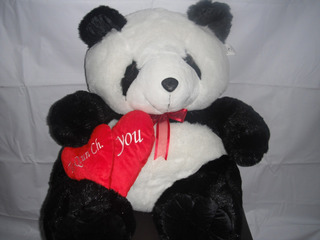 Oso Panda 60cms $790.00 Hlw