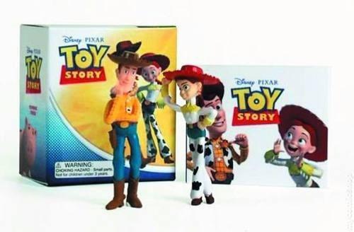Toy Story: 02 Figuras Woody And Jessie