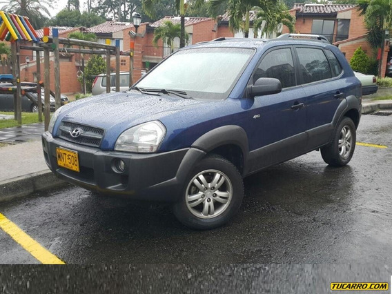 Hyundai Tucson Gl Mt 2000cc 4x4 2008