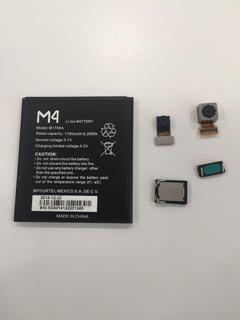 M4 Ss4045 Piezas
