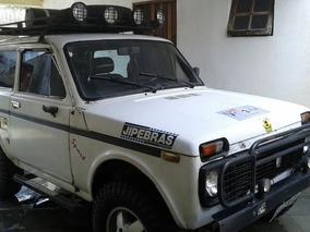 Jeep Niva 4x4
