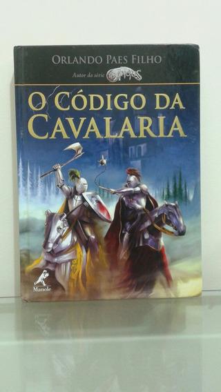 Livro O Código Da Cavalaria, Novo