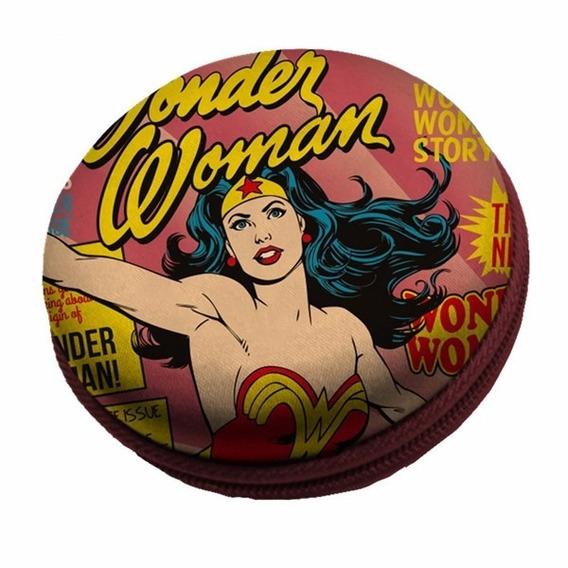 Caixa Som Eva / Plastico Dco Wonder Woman Cover Page