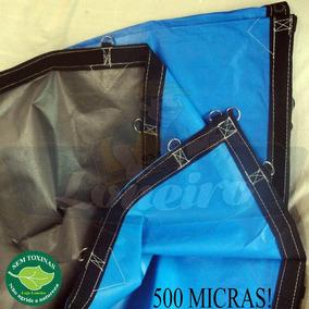 Lona Capa 8,5x4,5 Piscina Manta Proteção Sol Chuva Pppe 500