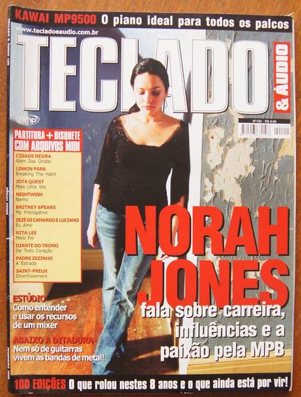 Revista Teclado & Áudio Nº 100