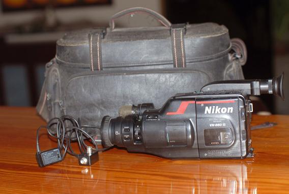 Camara Video 8 Nikon Vn-850