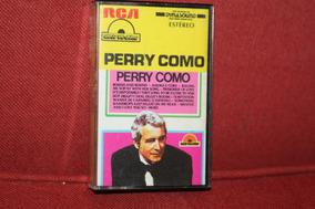 Parry Como Rca Fita K7 Original