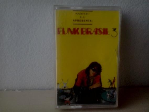 Fita Cassete Marlboro Dj - Funk Brasil 3 - Frete Gratis