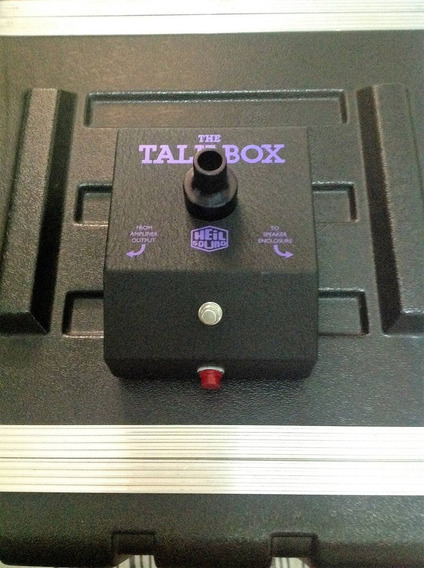 Talkbox Dunlop Heil