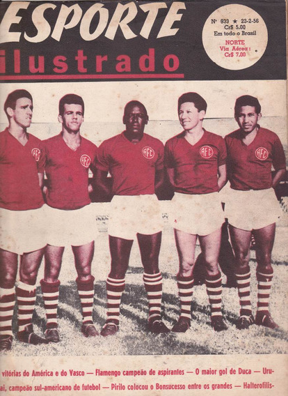 Revista Esporte Ilustrado Nº 933- 23/02/1956