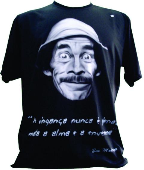 Camiseta, Regata, Baby Look Seu Madruga !