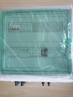 Protetor De Surto String Box Renovasol 4 Strg Cc+ 1 Strg Ca
