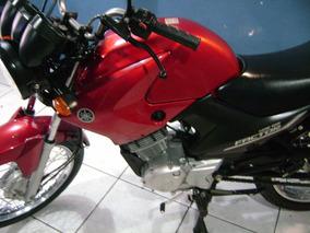 Ybr Factor 125 K 2011 Linda Ent 500 12 X $ 487 Rainha Motos
