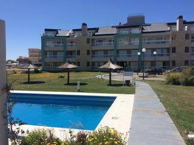 Departamento En Playa Las Grutas Complejo Ginobili Inversión