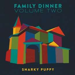 Snarky Puppy Family Dinner Vol 2 Cd & Dvd Cd + Dvd Nuevo
