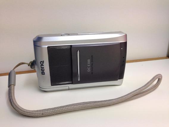 Cámara Digital Benq Dc E300