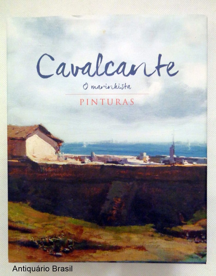 Livro - Jaime Cavalcante - O Marinhista - Antiquário Brasil.