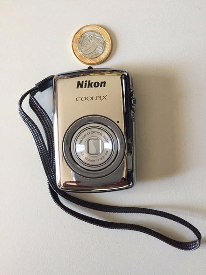 Nikon Coolpix S02 Mini - Pequena E Poderosa!