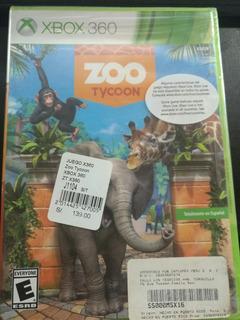 Zoo Tycoon Xbox 360 En Español