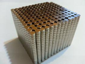 Ima De Neodímio / Super Forte / 3mm X 1,5mm * 1.000 Peças *