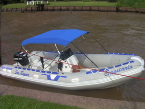Semirrigido Sea Runner 620/unico Dueñol/opcional Sin Motor