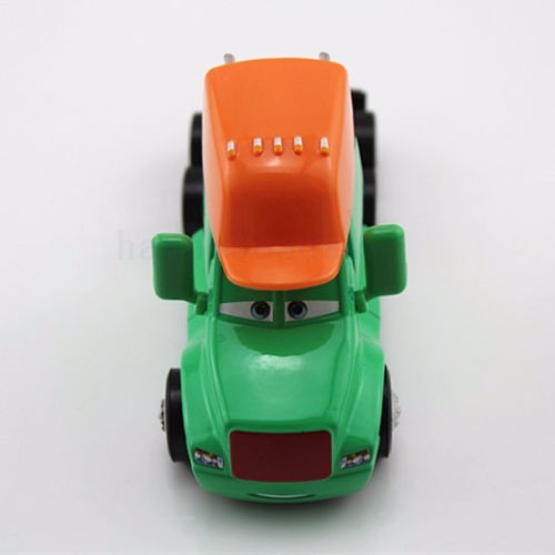 Disney Cars Circus Cab - Carro Palhaço Loose Original Mattel