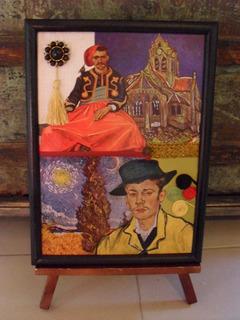 Cuadro Collage Vincent Van Gogh