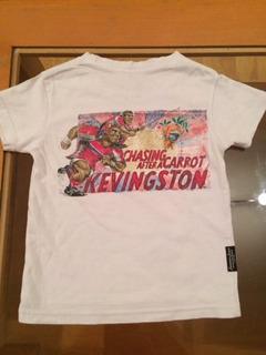 Remera Kevingston Varón, Manga Corta, Excelente Estado!