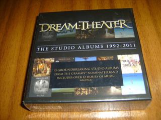 Box Dream Theater / Collection 1992-2011 (sellado) 10 Cds