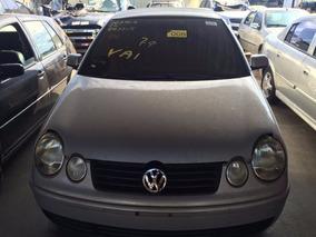 Peças Diversas Sucata Polo 1.6 2006 Motor Cambio Portas