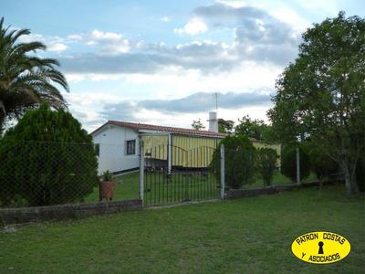 Cv-cq-sa-0651-h Venta Terreno Campo Quijano Casa Y Galpon
